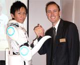 Японцы разработали инновационный костюм для инвалидов